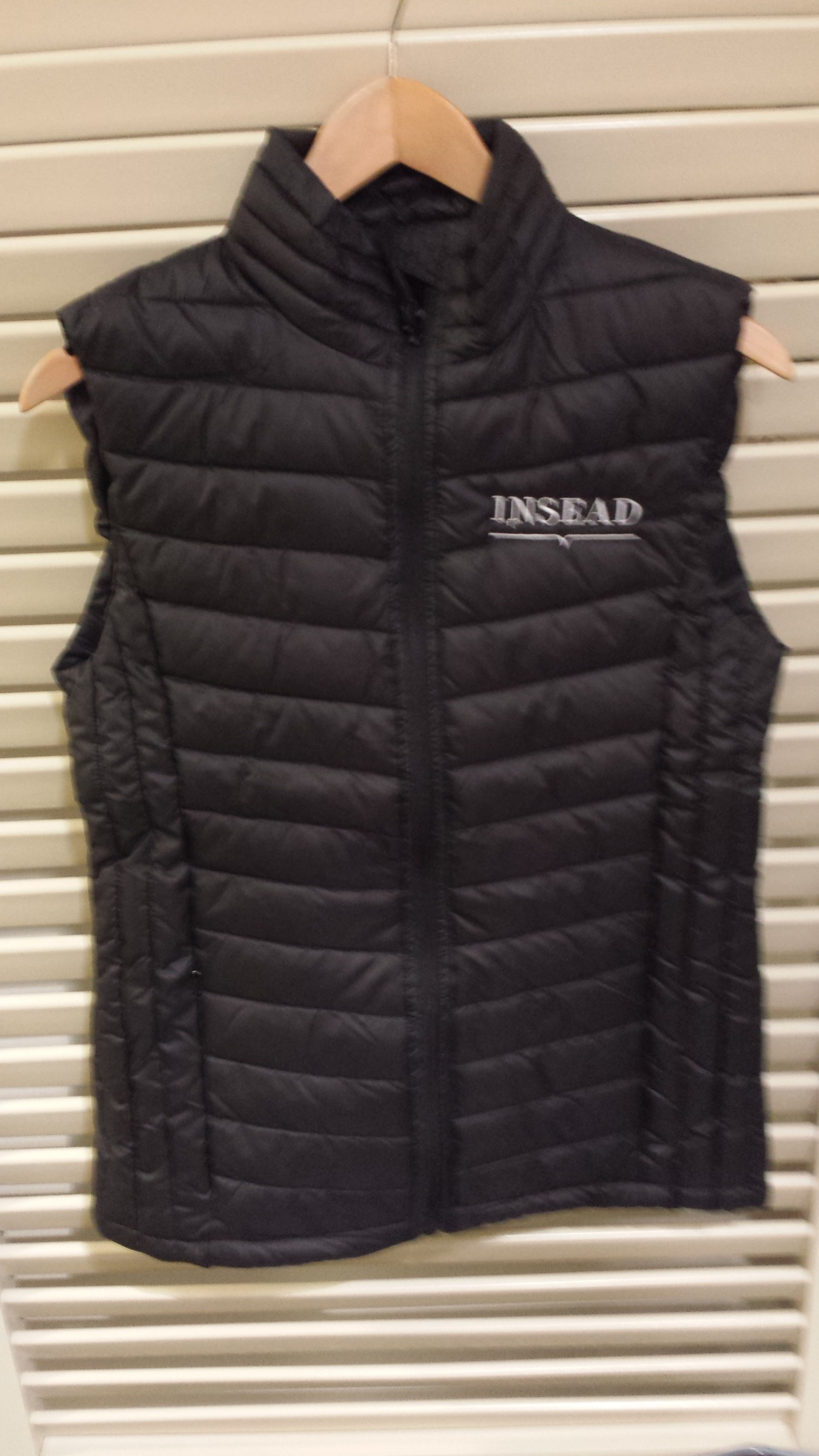 SLEEVELESS MEN WINTER PARKA
