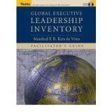 GLOBAL EXECUTIVE LEADERSHIP INVENTORY