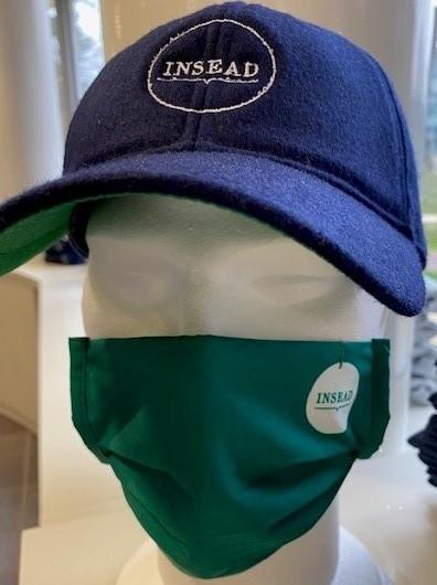 Green Insead Mask
