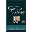 REFLECTIONS ON CHARACTERS AND LEADERSHIP