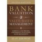 BANK VALUATION & VALUE-BASED MANAGEMENT - 2sd ed
