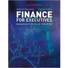 FINANCE FOR EXECUTIVES 6th ed