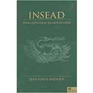 INSEAD FROM INTUITION TO INSTITUTION (VO)