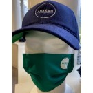 Green Insead Mask