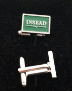 INSEAD CUFF-LINKS