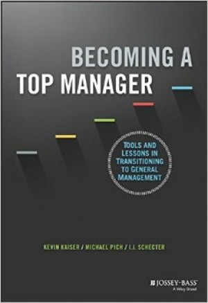 BECOMING A TOP MANAGER